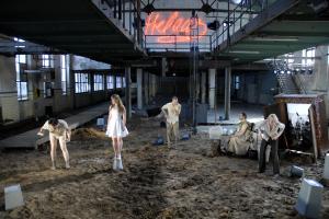 Helaasheid der dingen,  Afslag Eindhoven, 2009, fotografie Paul Beekhuis