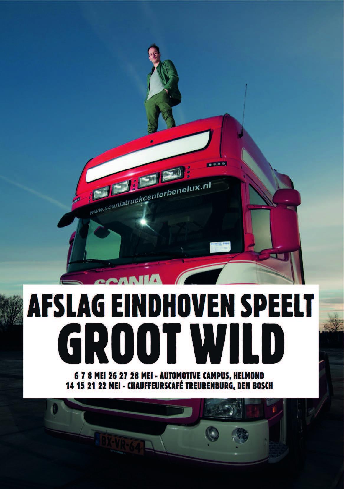 Afslag Eindhoven speelt Groot Wild_digiflyer