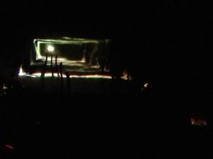 Reis naar einde van de nacht , Oerol 2014